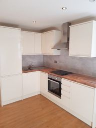Thumbnail 1 bed flat to rent in High Street North, London