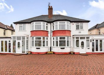 Thumbnail 6 bed detached house for sale in Walsall Road, Great Barr, Birmingham
