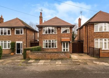 Thumbnail 3 bed detached house for sale in Park Road, Bramcote, Nottingham