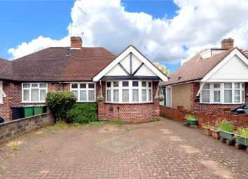 Thumbnail 2 bedroom semi-detached bungalow for sale in Woodmere Avenue, Watford