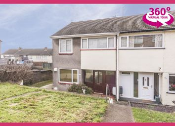 Thumbnail 4 bed end terrace house for sale in Manor Way, Risca, Newport
