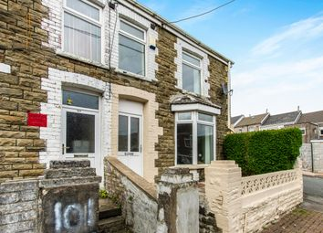 Thumbnail 3 bed property to rent in Victoria Street, Caerau, Maesteg