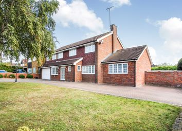 Thumbnail 5 bed detached house for sale in Ringwood Road, Luton