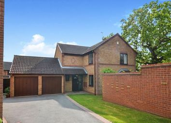 Thumbnail 4 bed detached house for sale in Ryegrass Road, Oakwood, Derby, Derbyshire