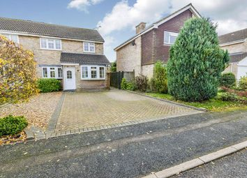 Thumbnail 3 bed semi-detached house for sale in Chesterton Avenue, Harpenden