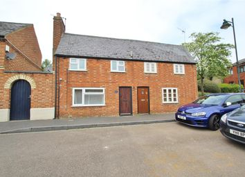 Thumbnail 2 bed semi-detached house for sale in North End Square, Buckingham