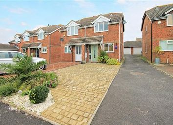 Thumbnail 2 bedroom semi-detached house for sale in Brixey Close, Parkstone, Poole
