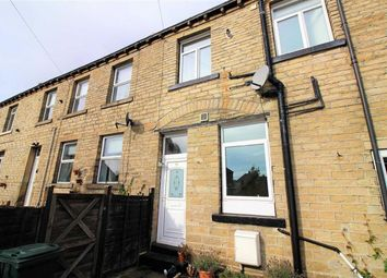 Thumbnail 1 bed terraced house to rent in Leymoor Road, Longwood, Huddersfield