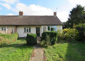 Thumbnail 2 bed semi-detached bungalow for sale in Cotton Close, Conington, Peterborough