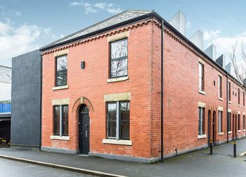 Thumbnail 2 bed terraced house for sale in Wall Street, Salford