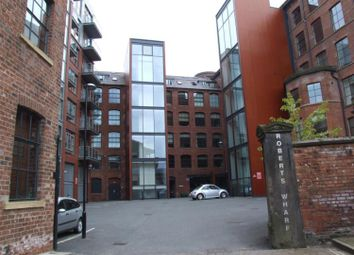 Thumbnail 1 bed flat to rent in Roberts Wharf, Leeds