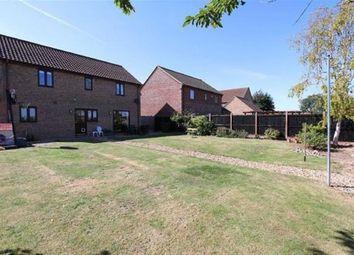 Thumbnail 4 bedroom link-detached house for sale in Main Street, Welney, Wisbech