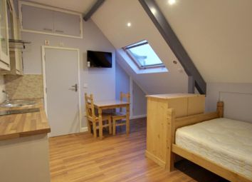 Thumbnail Studio to rent in Old Christchurch Road, Flat, Bournemouth BH1..