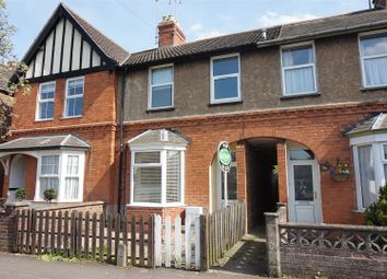 Thumbnail 2 bed terraced house to rent in Ryhall Road, Stamford