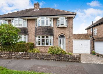 Thumbnail 3 bedroom semi-detached house for sale in Ringstead Avenue, Sheffield