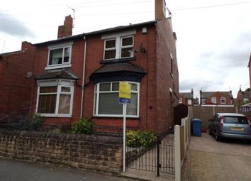 Thumbnail 3 bed semi-detached house for sale in Morven Avenue, Mansfield Woodhouse, Nottinghamshire