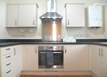 Thumbnail 2 bed terraced house to rent in Belfrey Close, Hubberston, Milford Haven