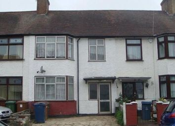 Thumbnail 3 bed terraced house for sale in Byron Road, Wealdstone, Harrow