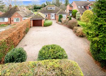 Kempshott Lane, Basingstoke RG22. 3 bed detached bungalow for sale