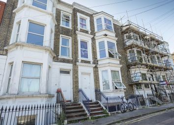 Thumbnail 4 bedroom terraced house for sale in Lausanne Terrace, St. Johns Road, Margate