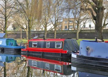 Thumbnail 1 bedroom houseboat for sale in Warwick Avenue, London