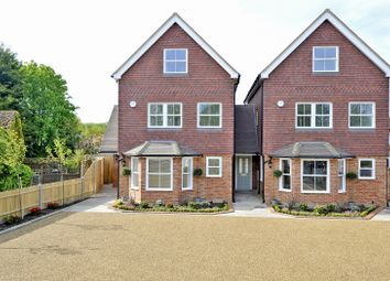 Thumbnail 4 bedroom detached house to rent in Boundary Cottages, The Common, Cranleigh