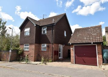 Bluebell Way, Colchester, Essex CO4. 3 bed detached house