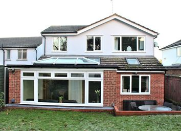 Thumbnail 5 bed detached house for sale in Tenterfields, Dunmow