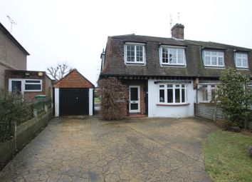 Thumbnail 3 bed semi-detached house for sale in Peartree Lane, Bexhill-On-Sea