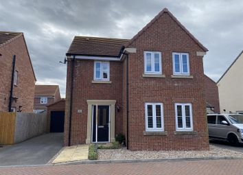 Thumbnail 3 bed detached house for sale in Blackshaw Crescent, Thorpe Willoughby, Selby