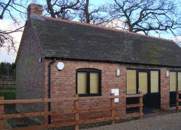 Thumbnail 1 bedroom detached bungalow to rent in Cranmoor, Wrottesley Park, Wolverhampton