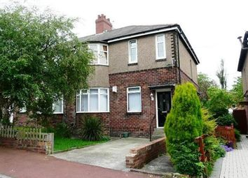 Thumbnail 3 bedroom flat for sale in Castleside Road, Newcastle Upon Tyne