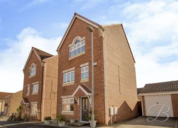 Thumbnail 4 bed detached house for sale in Sapphire Street, Mansfield