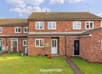Thumbnail 3 bed terraced house for sale in Runcie Close, St. Albans, Hertfordshire