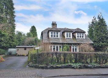 Thumbnail 3 bed detached house for sale in Tytherington Lane, Macclesfield
