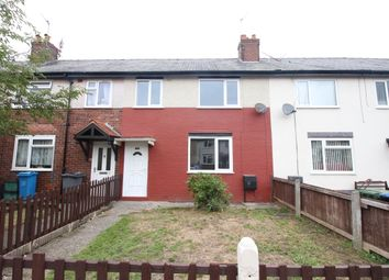 Thumbnail 3 bed terraced house to rent in Lingfield Road, Fleetwood