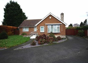 Thumbnail 3 bedroom detached bungalow for sale in Welham Road, Retford, Nottinghamshire