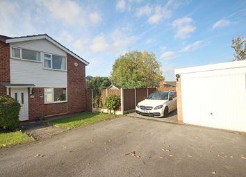 Thumbnail 3 bedroom semi-detached house for sale in Hampshire Drive, Sandiacre, Nottingham