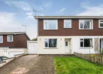 Thumbnail 3 bed semi-detached house for sale in Honiton, Devon
