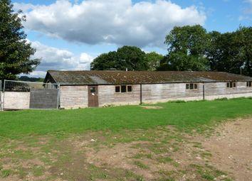 Thumbnail 3 bed barn conversion for sale in Upper Slackstead, Braishfield, Romsey