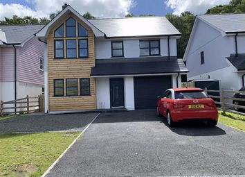 Thumbnail 4 bed detached house for sale in Heol Y Fedwen, Lampeter, Ceredigion