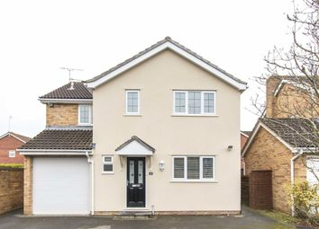 Thumbnail 5 bedroom detached house for sale in Church Lane, Downend, Bristol