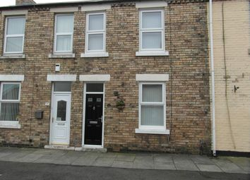Thumbnail 3 bedroom terraced house for sale in Marjorie Street, Cramlington
