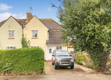 Thumbnail 3 bed semi-detached house to rent in Bradfield Avenue, Hadleigh