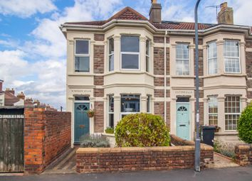 Thumbnail 3 bed end terrace house for sale in Langton Court Road, Bristol