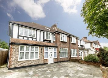 Thumbnail 5 bed property for sale in Redway Drive, Whitton, Twickenham