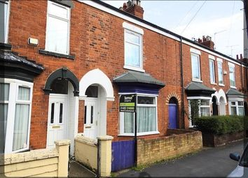 Thumbnail 2 bed terraced house to rent in Welbeck Street, Princes Avenue, Hull