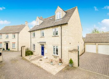 Thumbnail 5 bed detached house for sale in Campion Way, Witney, Oxfordshire