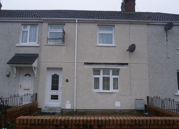Thumbnail 3 bedroom terraced house to rent in Heol Tregoning, Llanelli