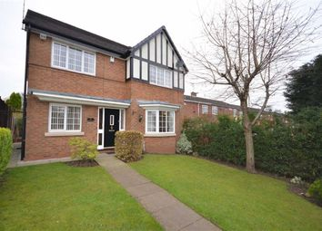 Thumbnail 4 bed detached house for sale in Princetown Close, Meir Park, Stoke-On-Trent